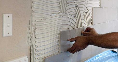 瓷砖胶的使用方法!
