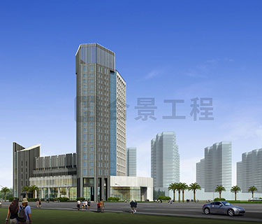 东莞上东国际酒店装修设计效果图