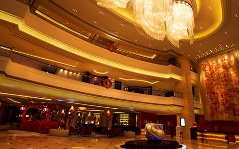 酒店装修选择灯饰应遵循的原则