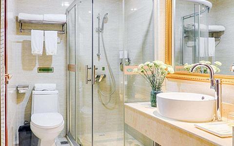 酒店卫生间做干湿分离的好处