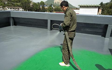 防水涂料在施工过程中常见问题及防治措施